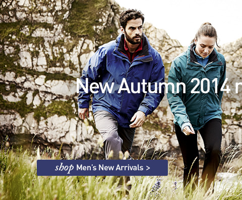 NEW Autumn 2014 range arriving now. SHOP Men's New Arrivals.
