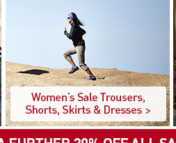 Women's Sale Trousers, Shorts, Skirts & Dresses. SHOP NOW.