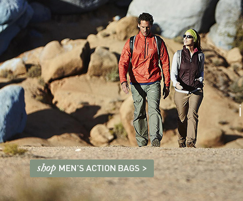 Call us impulsive, but after 40 years we're introducing two new pairs of trousers in our proven Airlight ™ fabric. Shop Men's Action Bags.