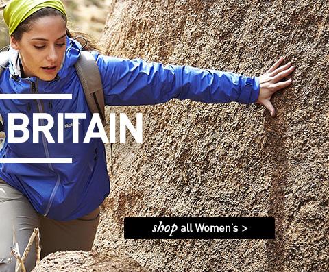BORN IN BRITAIN. SHOP All Women's.