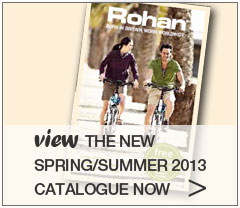 Rohan. View the NEW Spring Summer 2013 catalogue online NOW.