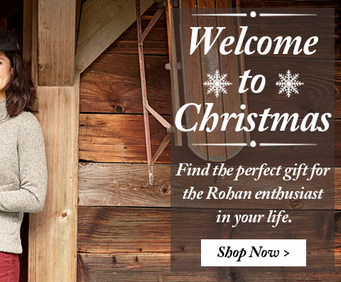 Welcome to Christmas. Find the perfect gift for the Rohan enthusiast in your life. Shop Now.