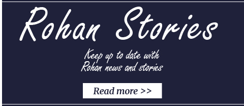 Rohan Stories and Events. Keep up to date with Rohan events and stories. Read more >>.