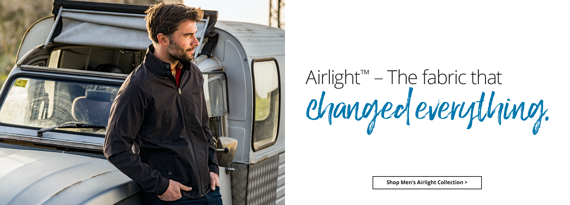 Men's Airlight Collection