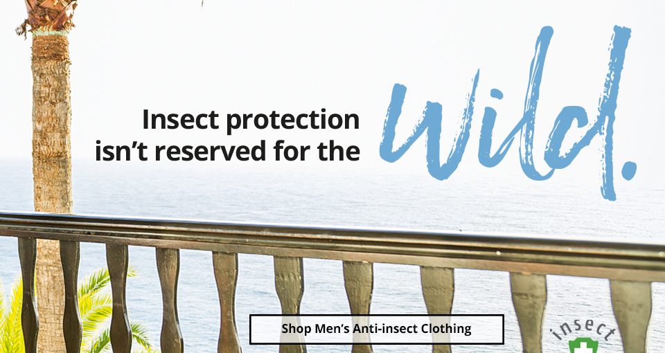Men's Anti-insect Clothing