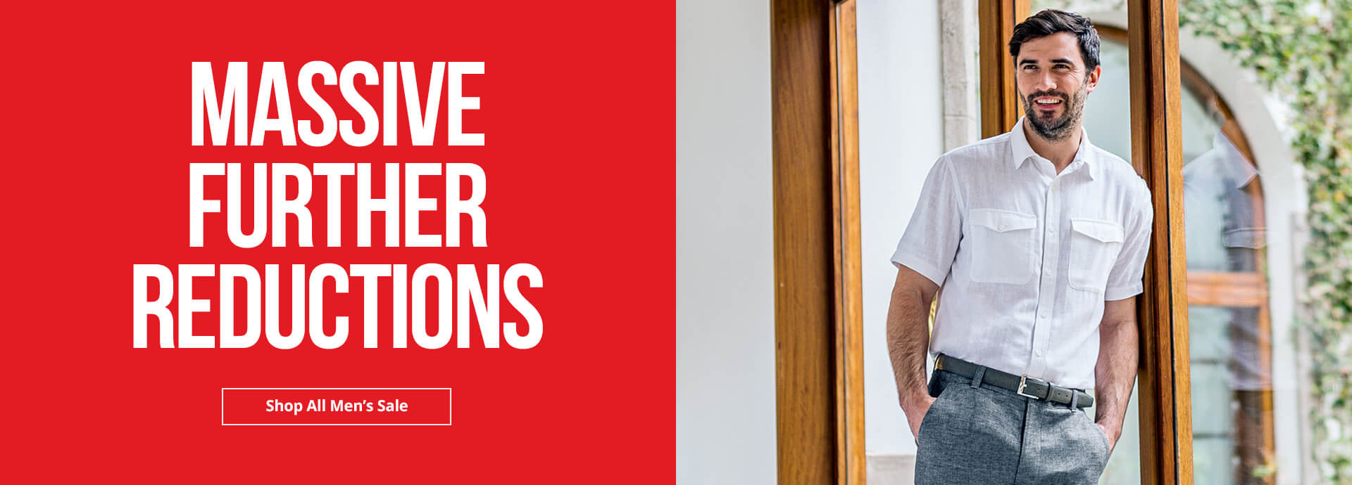 View Men's Further Reductions