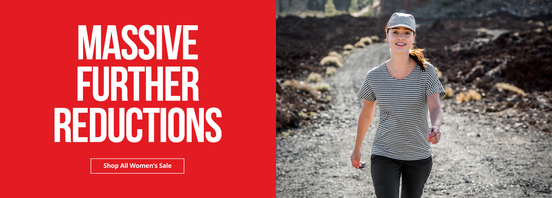 View Women's Further Reductions