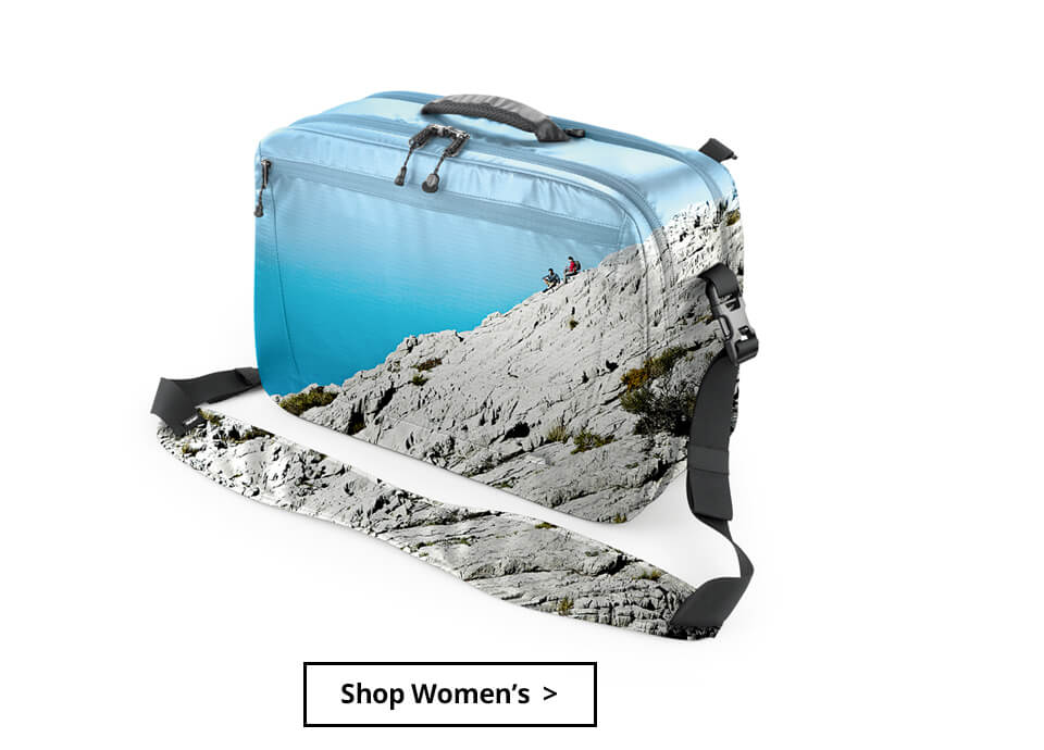 Travel the World with just your hand luggage - View Women's