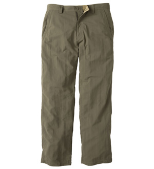 Lightweight technical chinos