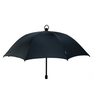 Rugged, durable umbrella for trekking