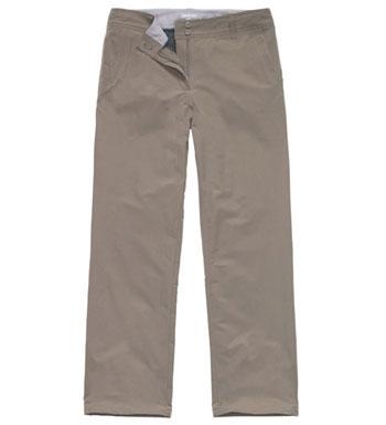 Versatile winter trousers