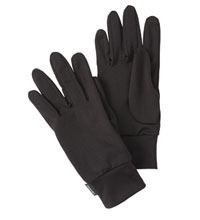 Close-fitting liner gloves