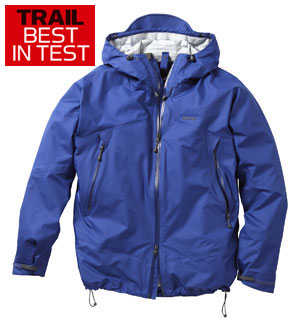 Men's Elite Jacket - Zenith Blue