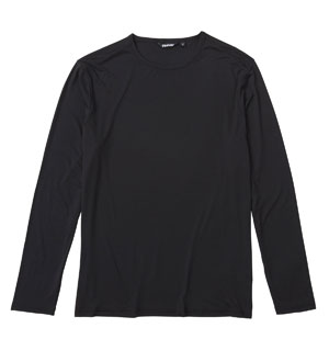 Ultra-light technical base layer