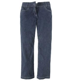 Classic, straight leg jeans