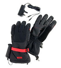 Self-heating waterproof winter gloves