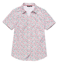 Technical travel and everyday shirt