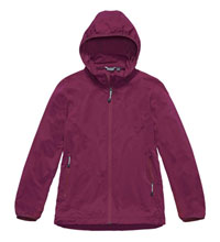 Lightweight, technical windproof jacket.
