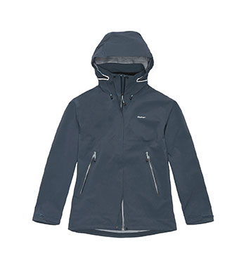 Ultimate waterproof shell for extreme weather.