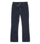 Technical denim jeans.
