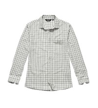 Multi-purpose insect-repellent travel shirt.