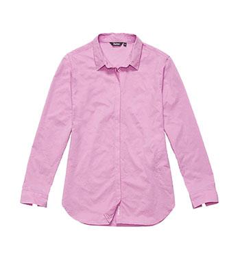 Versatile, Oxford-weave, technical shirt.