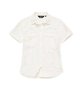 Insect repellent trekking shirt.